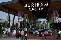 TCR Foto - Auto e piloti al Buriram Castle
