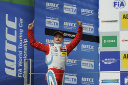 Podium: Ralf Aron, Prema Powerteam Dallara F312 – Mercedes-Benz