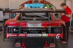 #6 Stevenson Motorsports Audi R8 LMS GT3: Andrew Davis, Robin Liddell, Lawson Aschenbach, Matt Bell