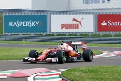 Charles Leclerc, Ferrari F14-T