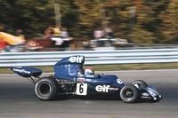 Formel 1 Fotos - François Cévert, Tyrrell Ford