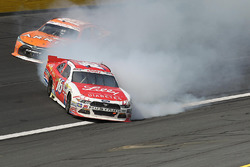 Ryan Reed, Roush Fenway Racing Ford in trouble