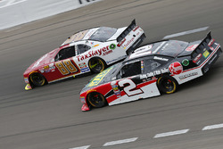 Chase Elliott, JR Motorsports Chevrolet, Austin Dillon, Richard Childress Racing Chevrolet