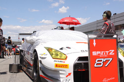 #87 Spirit Z Racing Nissan Nismo GT3