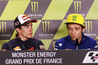 MotoGP Photos - Marc Marquez, Repsol Honda Team, Valentino Rossi, Yamaha Factory Racing