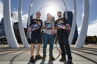 V8 Supercars Photos - Shane van Gisbergen, Craig Lowndes, Jamie Whincup, Triple Eight Race Engineering Holden with RC car