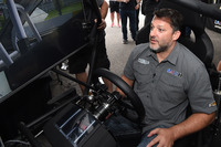 NASCAR Sprint Cup Photos - Tony Stewart, Stewart-Haas Racing during an iRacing event