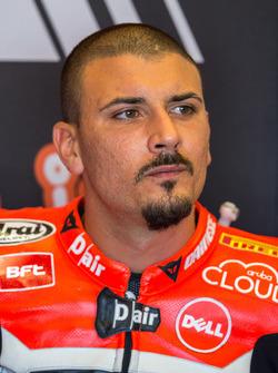 Davide Giugliano, Aruba.it Racing - Ducati