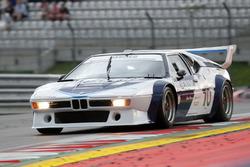 BMW M1 Procar legends race, Gerhard Berger