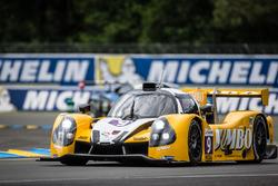 #9 Racing Team Holland Ligier JPS3 - Nissan: Jan Lammers, Bernhard Van Oranje