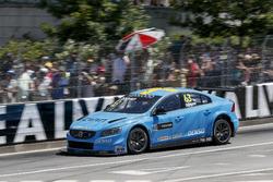Robert Dahlgren, Polestar Cyan Racing, Volvo S60 Polestar TC1