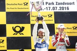 Podium: second place Gary Paffett, Mercedes-AMG Team ART, Mercedes-AMG C63 DTM