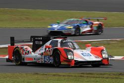 #45 Manor Oreca 05 - Nissan: Tor Graves, Alex Lynn, Shinji Nakano