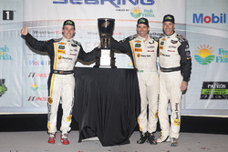 North America Endurance Cup leaders Joao Barbosa, Christian Fittipaldi, Filipe Albuquerque
