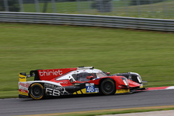 #46 Thiriet by TDS Racing Oreca 05 - Nissan: Pierre Thiriet, Mathias Beche, Ryo Hirakama