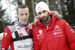 Kris Meeke, Khalid Al-Qassimi, Citroën World Rally Team