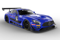 Blancpain Endurance Photos - #56 Black Falcon, Mercedes-AMG GT3: Abdulaziz Al Faisal, Daniel Juncadella, Oliver Morley, Miguel Toril