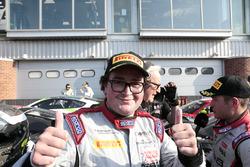 Race winner Enzo Ide