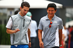 Rio Haryanto, Manor Racing (Right)