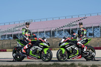 World Superbike Photos - Jonathan Rea, Tom Sykes with the Kawasaki Ninja ZX-10R
