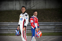 GP3 Photos - Alexander Albon, ART Grand Prix and Antonio Fuoco, Trident
