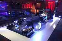 سلاسل متعددة صور - سيارة نيكو روزبرغ الفائزة بلقب بطولة العالم للفورمولا واحد