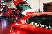 TCR Foto - Alfa Romeo Giulietta TCR, Romeo Ferraris