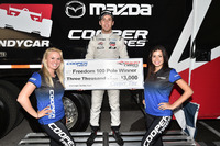 Indy Lights Photos - Ed Jones, Carlin pole winner