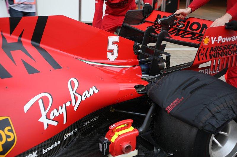 F1: Ferrari, Binotto
