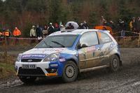 BRC Photos - Craig Breen, Gareth Roberts, Ford Fiesta