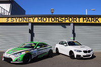 Endurance Photos - 10 Hours of Sydney launch