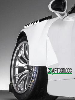The Craft Bamboo Racing Porsche 911 GT3 R