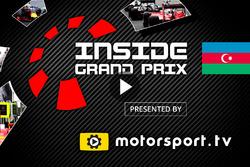 Inside GP 2016 Baku