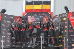 Belgian Audi Club Team WRT Pitstop challenge winners