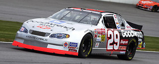 NASCAR Sprint Cup BUSCH: More fines for Harvick