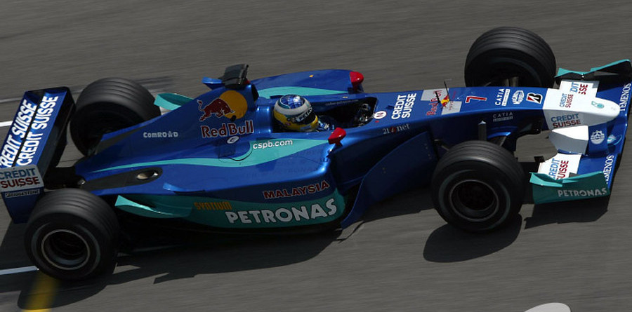 Routine final practice at Spanish GP