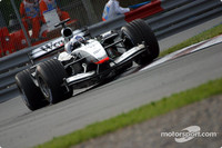 McLaren get results says Coulthard