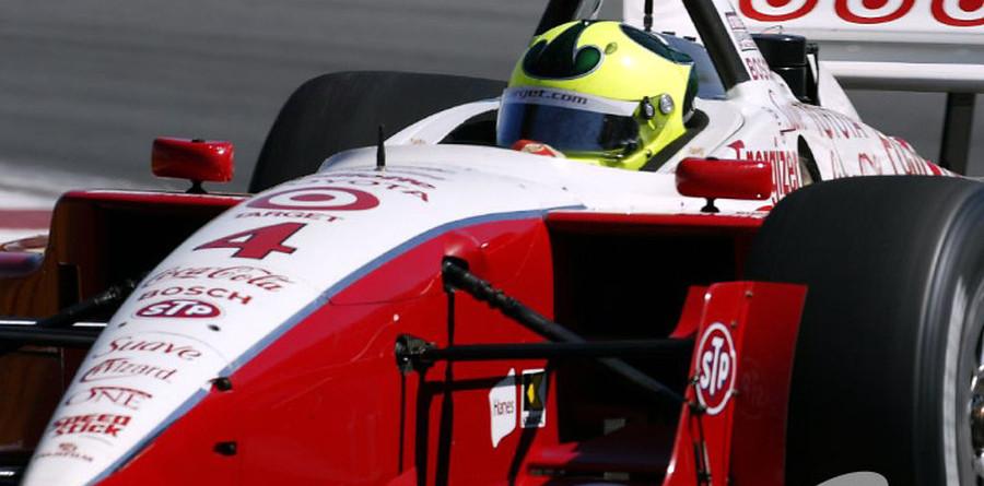 CHAMPCAR/CART: Junqueira wins Denver with flag to flag sprint