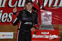 Newman takes first win at Loudon