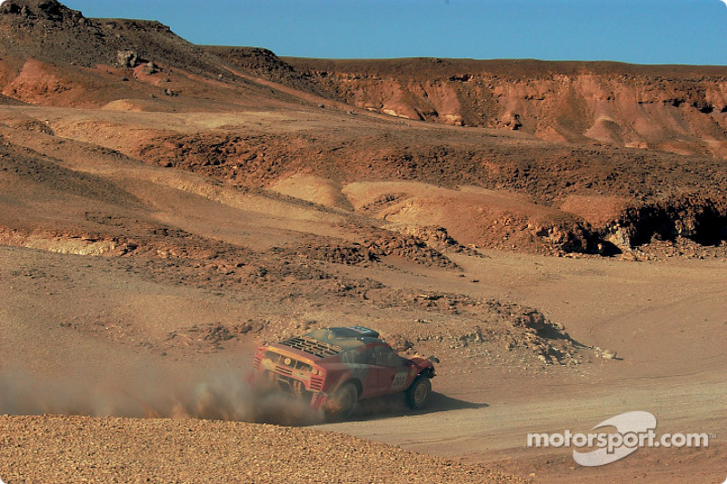 Dakar: Volkswagen stage nine report