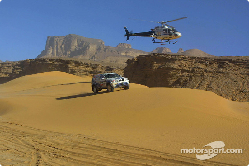 Dakar: BMW stage 13 report