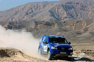 Dakar: Gauloises Racing stage 15 report