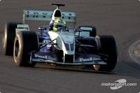 Williams behind with aero development
