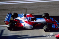 Panis cautious about Toyota speed