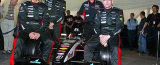 Formula 1 Minardi launch the PS03