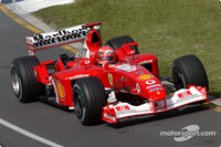 Schumacher hopes to extend Malaysia 'tradition'