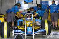 Briatore keeping an eye on rivals