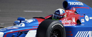 IndyCar IRL: Wheldon replaces injured Franchitti at Motegi
