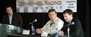 Automotive IRL: Open-Wheel Racing Summit roundup
