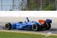 CHAMPCAR/CART: Qualifying rained out, Tagliani on pole